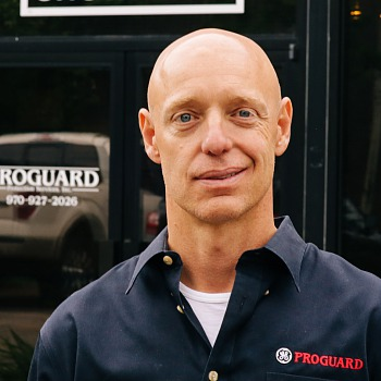Headshot of Frank Bauer from Proguard Protection Services, Inc.