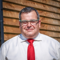 Headshot of Tom Simmonds from Allfire Protection